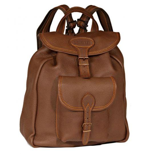 AKAH Damen-Rucksack aus Elchleder