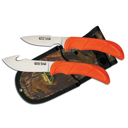 Outdoor Edge Messer-Set Wild Pair