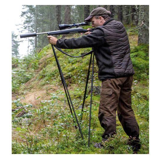 Mjoelner Hunting Zielstock Fenris Traveller schwarz