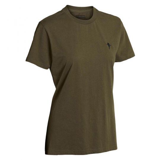 Northern Hunting Damen T-Shirt Helka grün