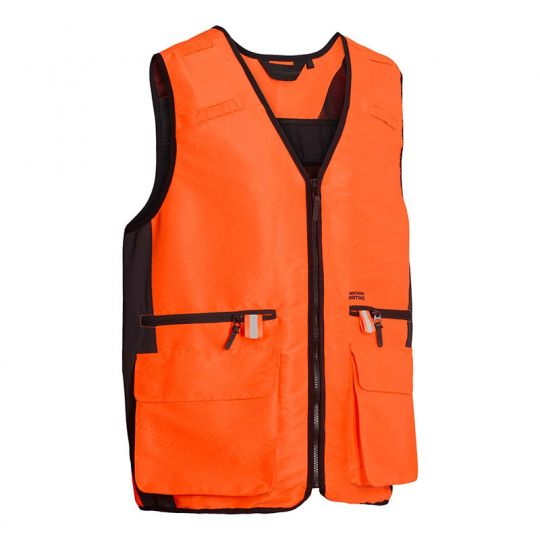 Northern Hunting Jagd Signalweste orange