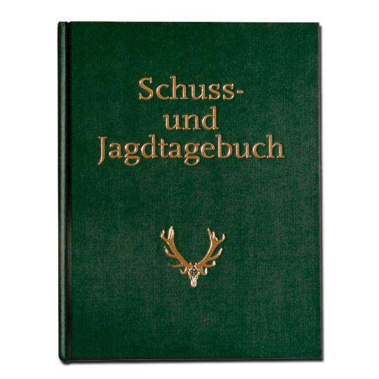 Schussbuch Jagd-Tagebuch